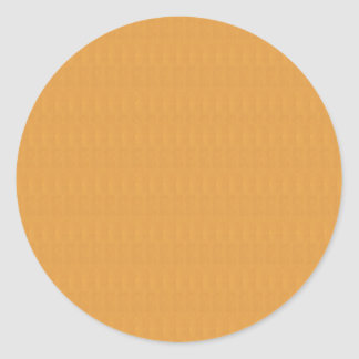 Gold n Yellow Textures n Shades Template DIY GIFTS Classic Round Sticker
