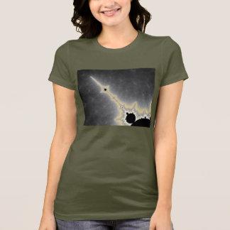 Gold Needle in Mercury T-Shirt