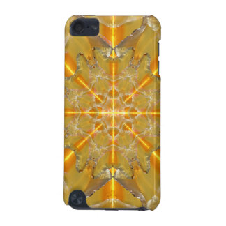 Gold Opal Star Mandala iPod Touch (5th Generation) Cover