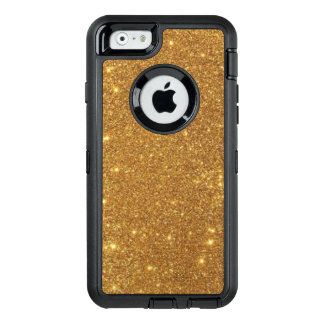 Gold OtterBox Apple iPhone 6/6s Defender Series