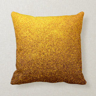 Gold Paradise Cushion