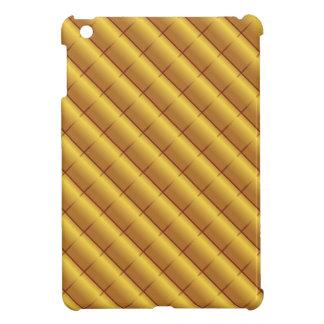 Gold Pattern iPad Mini Cases