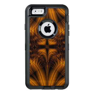Gold Pattern OtterBox iPhone 6/6s Case