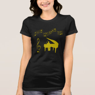 GOLD PIANO T-Shirt
