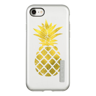 Gold Pineapple Incipio DualPro Shine iPhone 8/7 Case