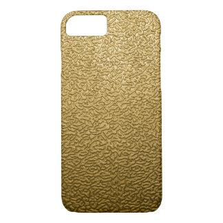 GOLD PLASTIC iPhone 7 CASE
