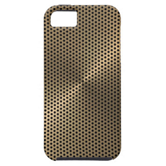 Gold Plate iPhone 5 Case