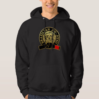 Gold Plated Brazilian Jiu-Jitsu Black Belt Hoodie