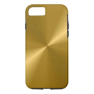 Gold Print Nostalgic Mini Roses Apple iPhone 7 C iPhone 7 Case