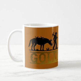 Gold Prospector Coffee Mug
