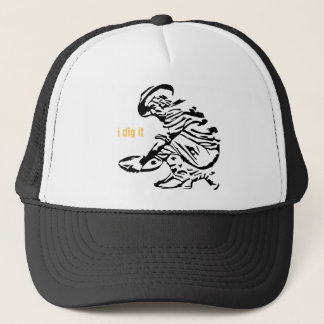 Gold Prospector Trucker Hat