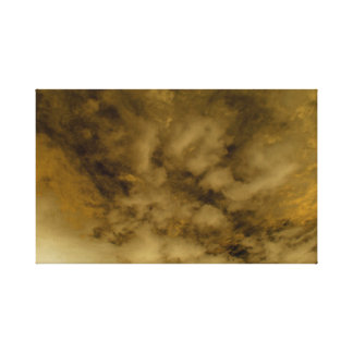 """Gold Rain for Danaë"" Canvas Print"