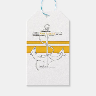 gold rear admiral, tony fernandes gift tags