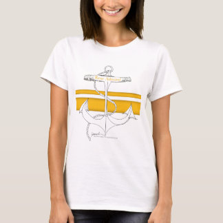 gold rear admiral, tony fernandes T-Shirt