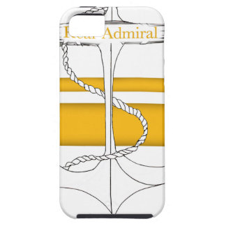 gold rear admiral, tony fernandes tough iPhone 5 case