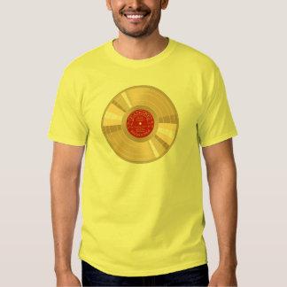 Gold Record T-shirts