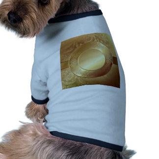 Gold,ribbon,lace,black,elegant,template,customise Pet Clothing