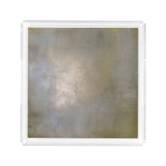 Gold Rush Acrylic Tray