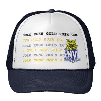 GOLD RUSH (FIXED) CAP