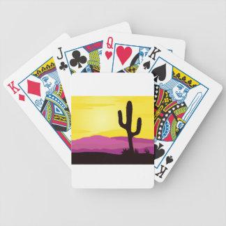 Gold rush : Mexicana gold Sunset II Poker Deck