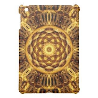 Gold Seam Mandala iPad Mini Covers