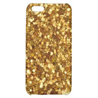Gold sequins iPhone case iPhone 5C Case