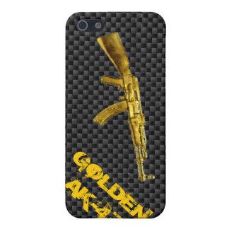 Gold Series AK-47 iPhone 5/5S Case