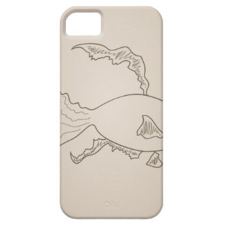 Gold small fish iPhone 5 case
