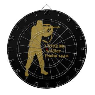 gold solder snipper dartboard
