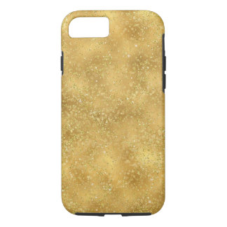Gold Sparkle and Glitz iPhone 8/7 Case