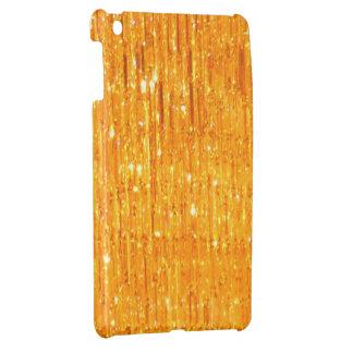 Gold Sparkle iPad Mini Case