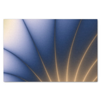 Gold Splay Tissue Paper