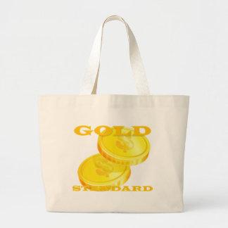 Gold Standard Jumbo Tote Bag