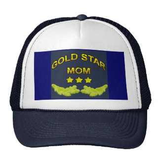 gold star mom cap