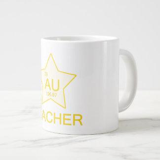 Gold Star Teacher's Mug