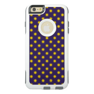 Gold Star with Royal Purple Background OtterBox iPhone 6/6s Plus Case