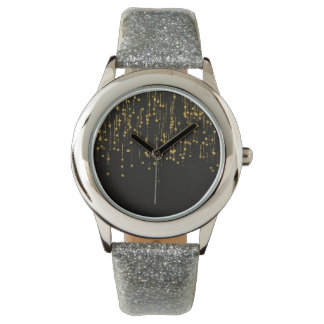 Gold Stars - Custom shirubaguritsuta Watch