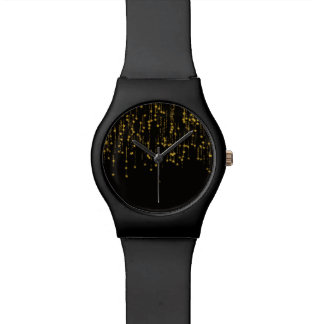 Gold Stars - Custom Your Color- May28th watch