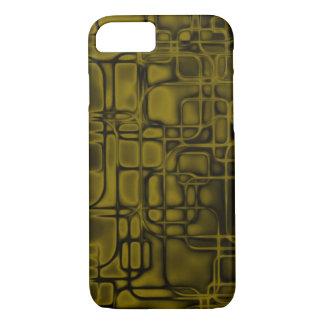 Gold Steampunk Dream iPhone 7 Case