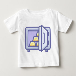 Gold Storage Baby T-Shirt