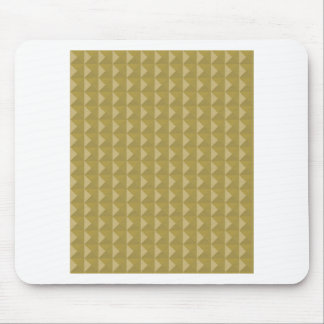 Gold Studded Pyramid Pattern Mouse Pad