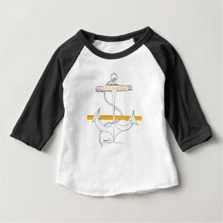 gold sub lieutenant, tony fernandes baby T-Shirt