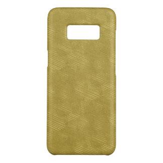 Gold Textured Case-Mate Samsung Galaxy S8 Case