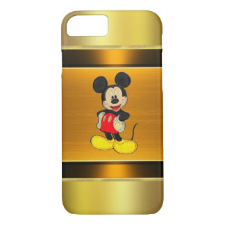 Gold Tips iPhone 7 Plus Case