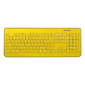 GOLD  Wireless Keyboard