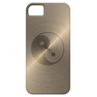 Gold Yin Yang iPhone 5 Case