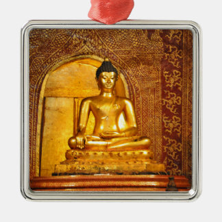 goldbudha_front.JPG Metal Ornament