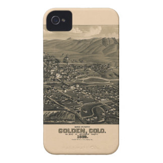 golden1882 iPhone 4 Case-Mate cases