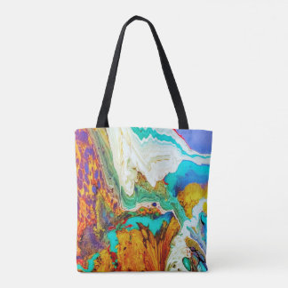 Golden Agate Tote Bag