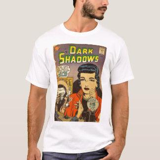 Golden Age Comic Art - Dark Shadows T-Shirt